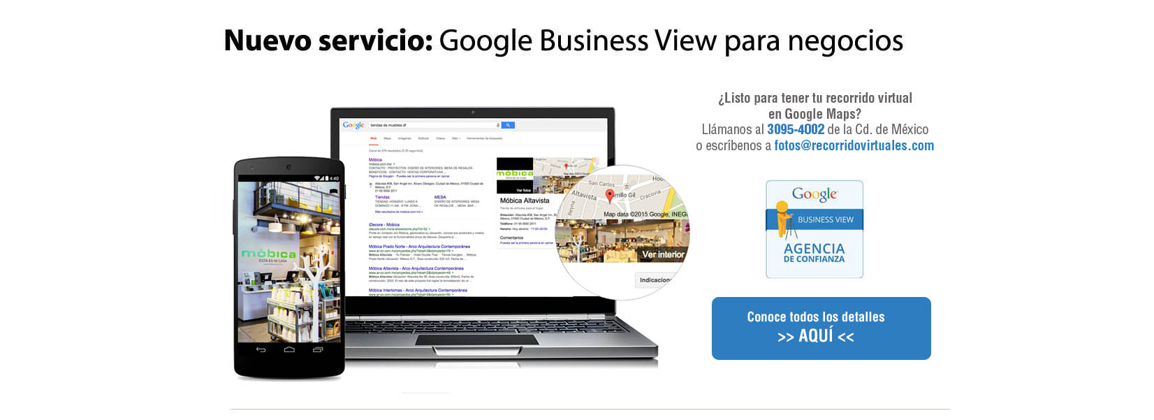 Google Business View